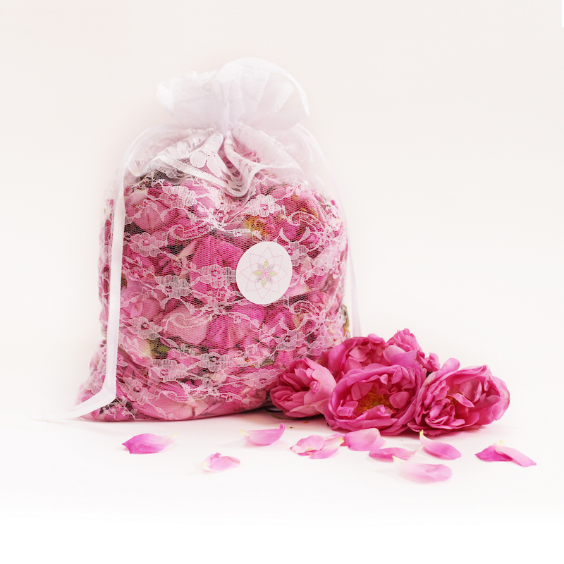 Raw Taif Rose (Seasonal)