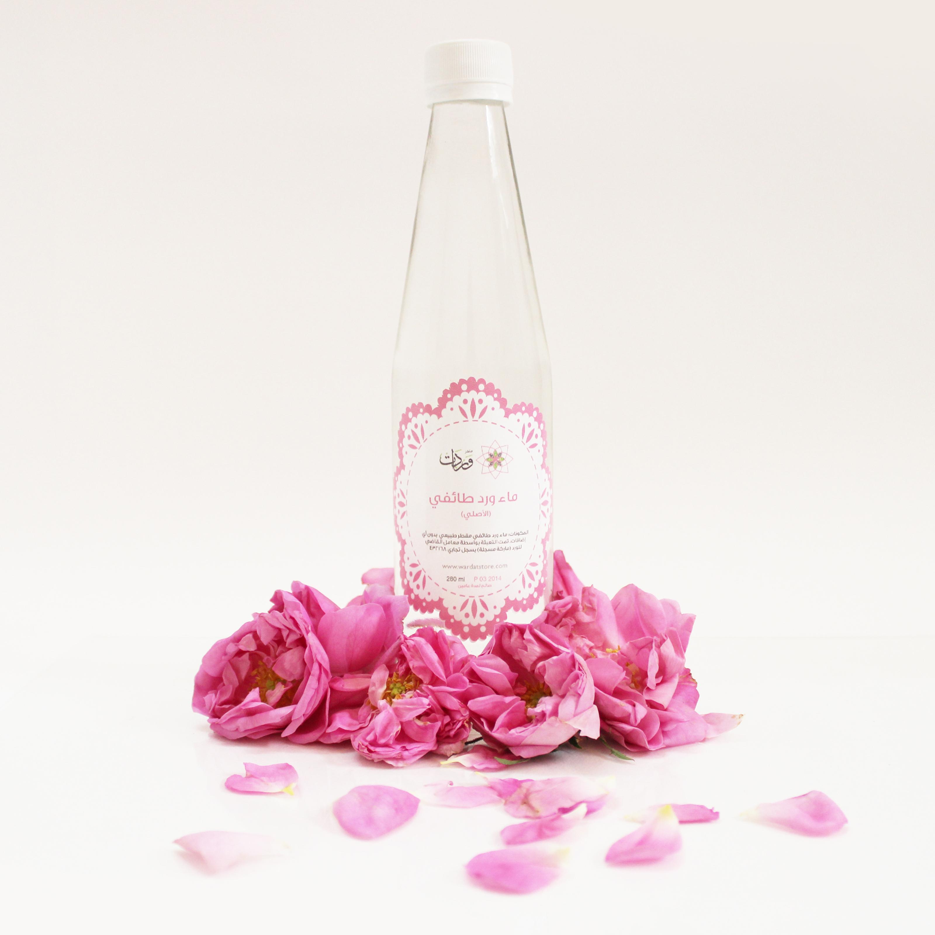 Taif Rose Water