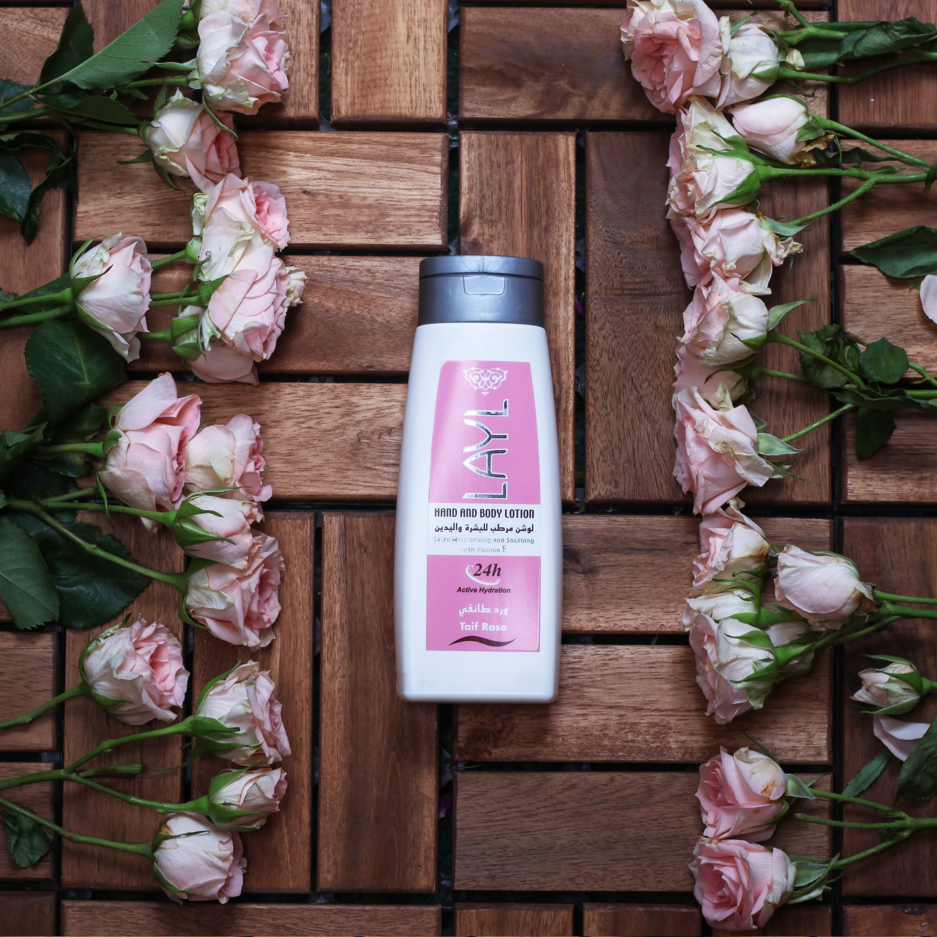 Taif Rose Lotion